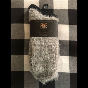 Frye heavyweight crew socks